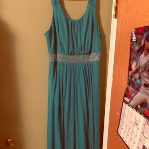 Turquoise, blue/ green colored prom dresses!!